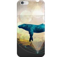 A Whale's Dream iPhone Case/Skin
