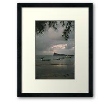 twighlight 2 Framed Print