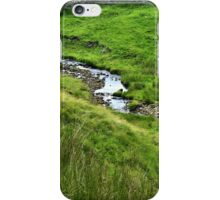 Locals - in the Yorkshire Dales iPhone Case/Skin
