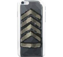 Silver elite iPhone Case/Skin
