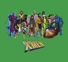 X-men, featuring myself as Mawz One Piece - Short Sleeve