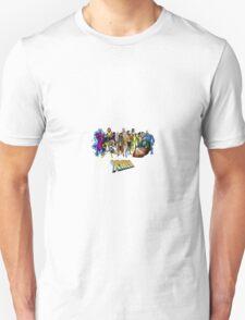 X-men, featuring myself as Mawz Unisex T-Shirt