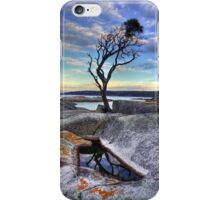 A Reflective Tree iPhone Case/Skin