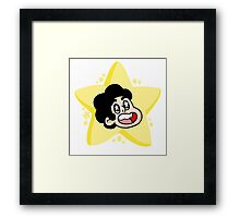 Steven Star Framed Print