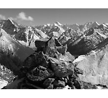 Summit Photographic Print