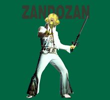 Zandozan Lives Unisex T-Shirt