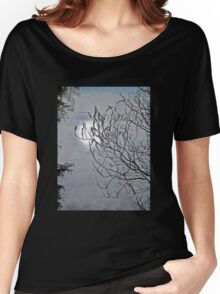 Winter Lace Women's Relaxed Fit T-Shirt