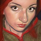 Redhead by Valerie Simms