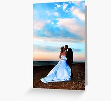 The Kiss... Greeting Card