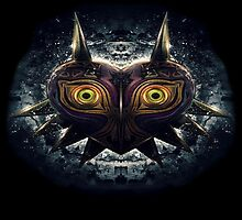 Majora's Mask by Oscar30694