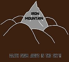 Pulseman - Iron Mountain by coptheriotact