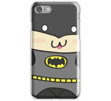 Moka's Adventures - Moka as Batman iPhone Case/Skin