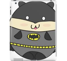 Moka's Adventures - Moka as Batman iPad Case/Skin