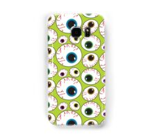 All Seeing - LIME Samsung Galaxy Case/Skin