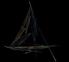Sail Boat by Mark Stewart