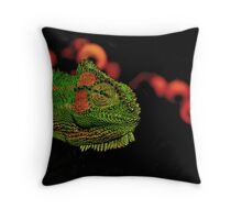 Among the Berries Throw Pillow