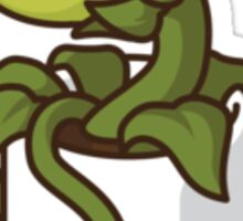 Audrey II, Don't Give Coffee to the Plant! Sticker