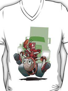 Little Red Robot Tee T-Shirt