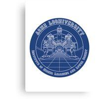 Acme Looniversity Logo Canvas Print