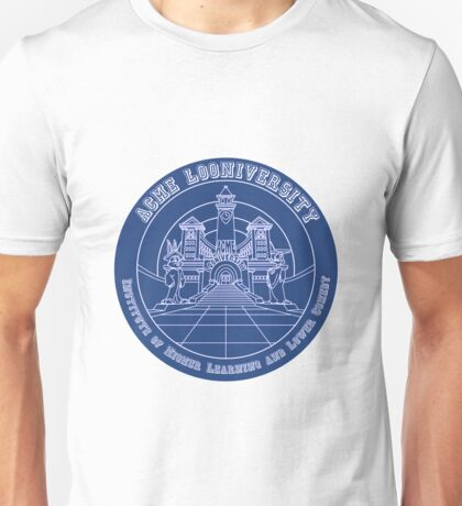 Acme Looniversity Logo Unisex T-Shirt