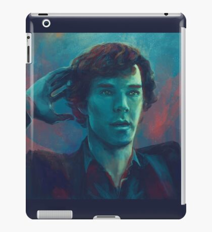 I Don't Know The Code iPad Case/Skin