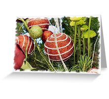 Yule Bouquet Greeting Card