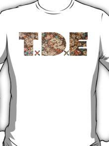TDE Floral  T-Shirt