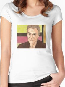 A New Man - Ethan Rayne Women's Fitted Scoop T-Shirt