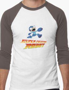 Super Fighting Robot Men's Baseball ¾ T-Shirt