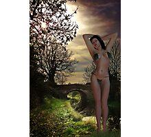 Nymph  - Rose & Richie Dean Photographic Print