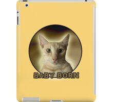 BABY BORN  iPad Case/Skin
