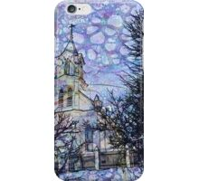 Hyperborean Landscape 1 iPhone Case/Skin