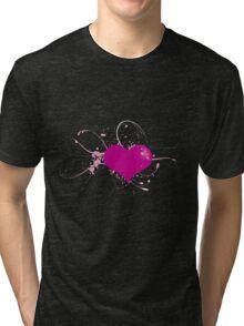 Grungy Love Tri-blend T-Shirt