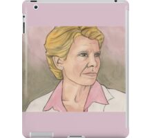 The I In Team - Maggie Walsh - BtVS iPad Case/Skin
