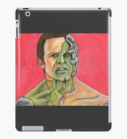 Goodbye Iowa - Adam - BtVS iPad Case/Skin