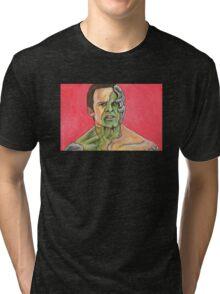 Goodbye Iowa - Adam - BtVS Tri-blend T-Shirt