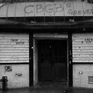 CBGB's rest in peace by Justin  Shockley