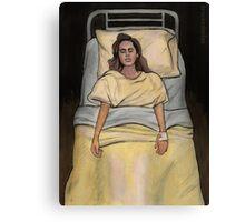 This Year's Girl - Faith - BtVS Canvas Print