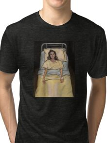 This Year's Girl - Faith - BtVS Tri-blend T-Shirt