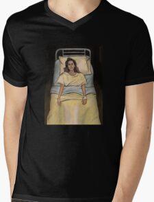 This Year's Girl - Faith - BtVS Mens V-Neck T-Shirt