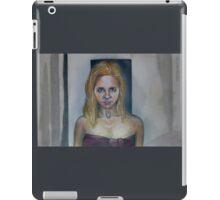 Who Are You? - Buffy/Faith - BtVS iPad Case/Skin