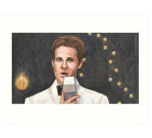 Superstar - Jonathan - BtVS Art Print