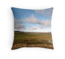 Lake George Throw Pillow