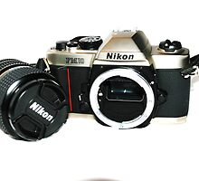 Nikon FM10 by MorganAshley