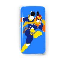 Captain Falcon Blocky Samsung Galaxy Case/Skin