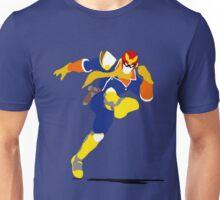 Captain Falcon Blocky Unisex T-Shirt