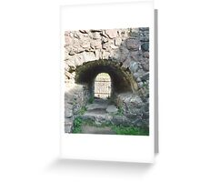 Fortress II Greeting Card