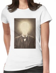 The Idea Man  Womens Fitted T-Shirt