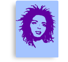 Lauryn Hill 2 Canvas Print