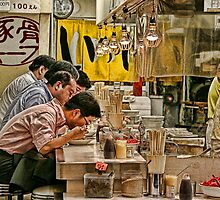Tokyo Diner by sparrowhawk